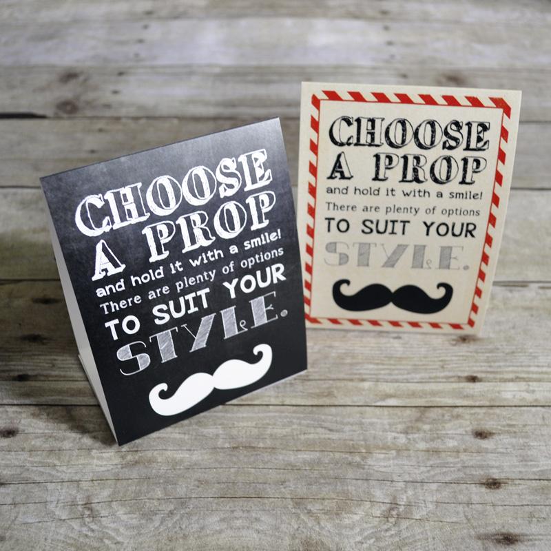 Choose a Prop