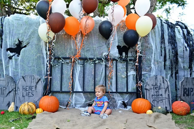 Capture Memories With A Kid S Spooky Booth
