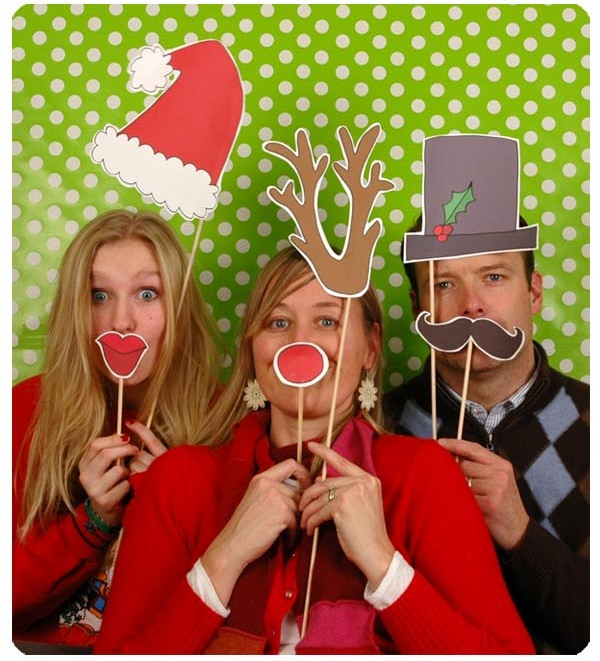christmas_photobooth_01 photo both xmasphotobooth smilebooth cute christmas photo booth props