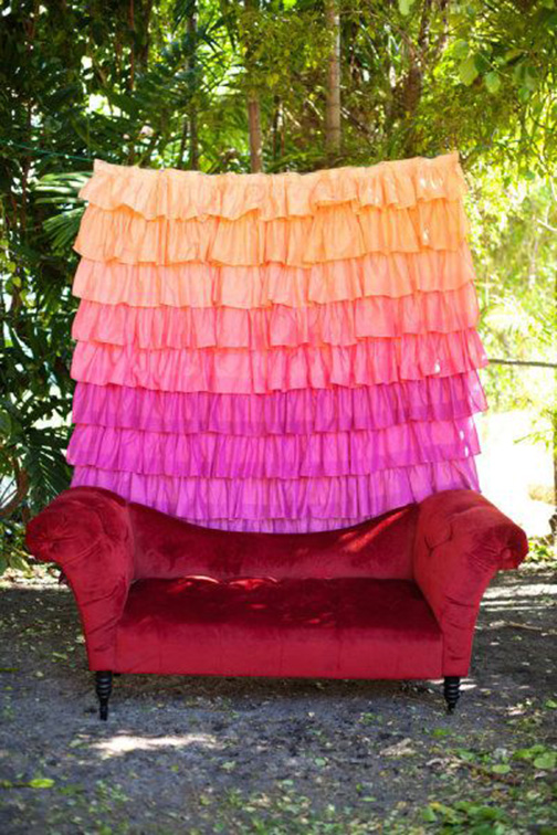 Handmade hilarity inspiration for photo booths and backdrops make your guests ooh and aah a little goes a long way with multicolored papers balloons or feather boas for your very own do it yourself photo booth solutioingenieria Choice Image