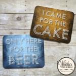Cake / Beer